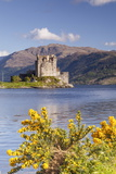 Eilean Donan Castle and Loch Duich, the Highlands, Scotland, United Kingdom, Europe Photographic Print by Julian Elliott