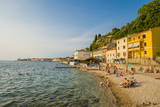 Piran, Primorska, Slovenian Istria, Slovenia, Europe Photographic Print by Karl Thomas