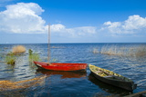 Lake Peipus (Lake Peipsi), Estonia, Baltic States, Europe Photographic Print by Nico Tondini