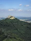 Hohenzollern Castle, Hechingen, Swabian Alb, Baden Wurttemberg, Germany, Europe Photographic Print by Markus Lange