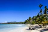 Playa Grande, Las Galeras, Semana Peninsula Photographic Print by Michael Runkel