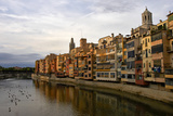 Sunset in Girona Photographic Print by  andreafedericiphoto