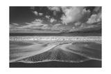 Baker Beach Surf - San Francisco Bay Beach Fotografisk tryk af Henri Silberman