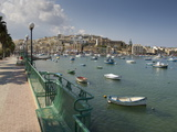 Marsaskala, Malta, Mediterranean, Europe Photographic Print by Nick Servian