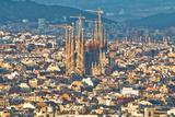 Sagrada Familia Photographic Print by Tatyana Kildisheva