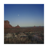 Valley Of The Gods, Utah - Iconic Western Landscape Photographic Print by Henri Silberman
