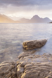 Loch Scavaig and the Cuillin Hills on the Isle of Skye, Inner Hebrides, Scotland Photographic Print by Julian Elliott