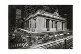 Grand Central Station, NY at Night 2 - New York City Landmark Midtown Manhattan Photographic Print by Henri Silberman
