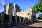 Cathedral Primada De America, Old Town, Santo Domingo Photographic Print by Michael Runkel