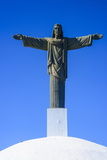 Christ the Redeemer Statue, Puerto Plata, Dominican Republic Photographic Print by Michael Runkel