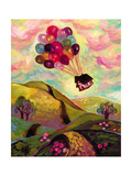 A Great Adventure Giclee-trykk av Natasha Wescoat