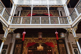 Pinang Peranakan Mansion, Georgetown, Penang Island, Malaysia, Southeast Asia, Asia Photographic Print by Richard Cummins