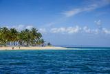 Baccardi Island, Cayo Levantado, Samana Photographic Print by Michael Runkel