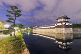 Hiroshima Castle Grounds, Hiroshima, Honshu, Japan, Asia Photographic Print by Christian Kober