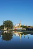 Sule Paya (Sule Pagoda), Yangon (Rangoon), Myanmar (Burma), Asia Photographic Print by Christian Kober