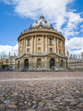 Radcliffe Camera, Oxford University, Oxfordshire, England, United Kingdom, Europe Photographic Print by Matthew Williams-Ellis