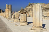 A Row of Columns, Ancient Ephesus, Near Kusadasi, Anatolia, Turkey, Asia Minor, Eurasia Photographic Print by Eleanor Scriven
