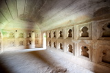 Royal Apartment in Ruined Talatal Ghar Photographic Print by Annie Owen