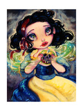 The Wishing Apple Giclee Print by Natasha Wescoat