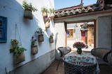Cafe in Lijiang Old Town, UNESCO World Heritage Site, Lijiang, Yunnan, China, Asia Photographic Print by Andreas Brandl