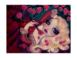 Little Briar Rose Giclee Print by Natasha Wescoat