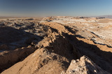 Valle De La Luna (Valley of the Moon), Atacama Desert, El Norte Grande, Chile, South America Photographic Print by Ben Pipe