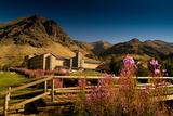 Vall De Nuria Landscape, Pyrenees, Catalonia Photographic Print by Artur Debat