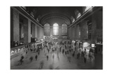 Grand Central Station, NY Interior - Olld Before Renovation Photographic Print by Henri Silberman