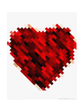 Rouge Heart Posters by Natasha Wescoat