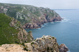 Cabo Da Roca, Sintra National Park, Lisbon Coast, Portugal, Europe Photographic Print by G&M Therin-Weise