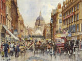 London Giclee Print by Brian Eden