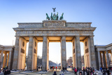 Brandenburg Gate in Berlin - Germany Photographic Print by  bloodua