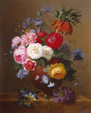 Floral Still Life II Giclee Print by Arnoldus Bloemers