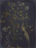 Jardin Chinois I Giclee Print by Ken Hurd