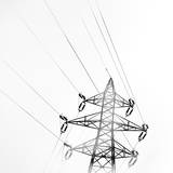 Electrical Tower Photographic Print by albert mollon