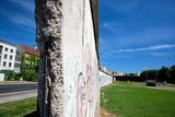 Berlin Wall Memorial with Graffiti. the Gedenkstatte Berliner Mauer Posters by PHOTOCREO Michal Bednarek