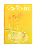 The New Yorker Cover - July 26, 1976 Premium Giclee Print by Eugène Mihaesco