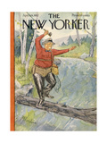 The New Yorker Cover - April 19, 1952 Regular Giclee Print by Perry Barlow