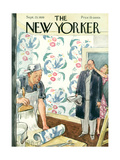 The New Yorker Cover - September 23, 1939 Premium Giclee Print by Perry Barlow