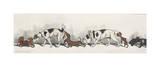 Dirty Dogs Of Paris II Premium Giclee Print by Boris O'Klein