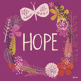 Truly Hope Posters by Lesley Grainger