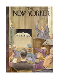 The New Yorker Cover - March 28, 1942 Regular Giclee Print by Perry Barlow