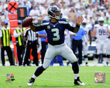 Russell Wilson 2014 Action Photo