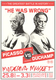 Picasso vs. Duchamp Prints