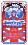 The Who - Joshua Light Show Prints by David Byrd
