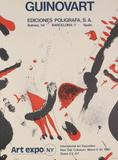 Art Expo New York Impressão colecionável por Josep Guinovart