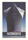 Normandie Sammlerdrucke von Adolphe Mouron Cassandre