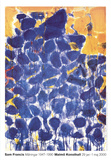 Untitled (1955) Prints by Sam Francis
