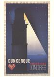 Dunkerke-Londres Sammlerdrucke von Adolphe Mouron Cassandre