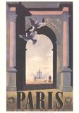 Adolphe Mouron Cassandre - Paris - Koleksiyonluk Baskılar